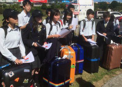 Japanese International Students Visit 2019