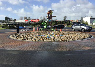 Upgrade of the Roundabout 2019_12